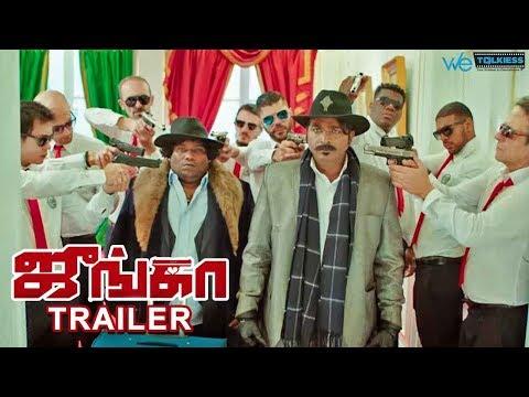 Junga Official Trailer Breakdown | Vijay Sethupathi, Sayyeshaa, Madonna Sebastian
