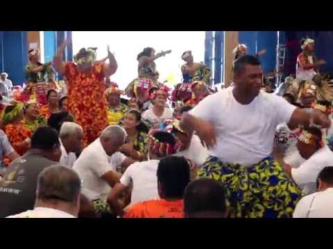 Tuvalu Performance | Independence Day 2016