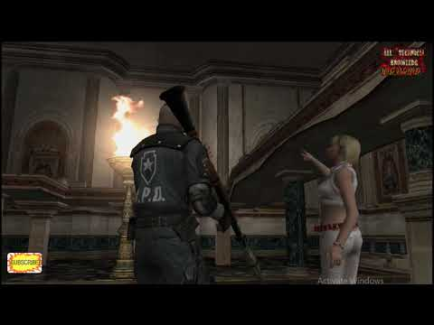 Resident Evil 4 Full walkthrough Episode 9 Best Pc & PS2 Game Best Zoombies Game ATKMB