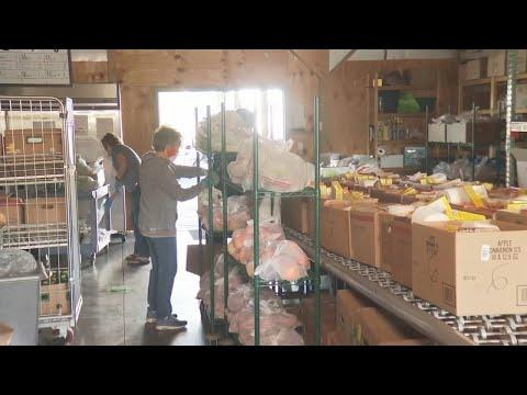 City Of Seneca Sets Up 2 Food Distribution Sites For Tornado Victims