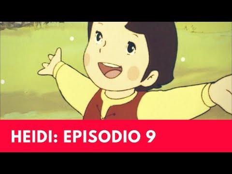 Heidi: Episodio 9- Los Alpes nevados