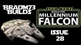 Build the  Millennium Falcon - Issue 28