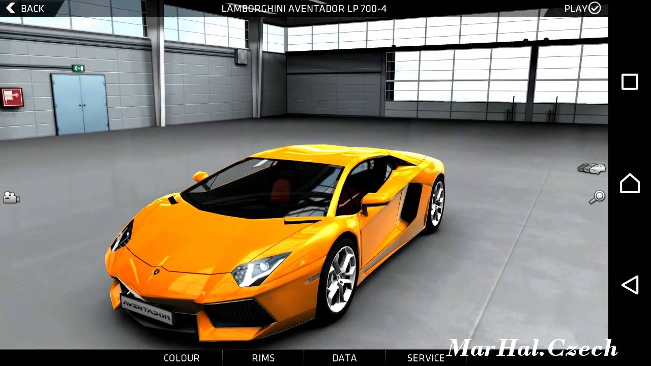 Etonnant LAMBORGHINI AVENTADOR LP 700 4   SPORTS CAR CHALLENGE 2   ANDROID , IOS  GAMEPLAY HD VIDEO