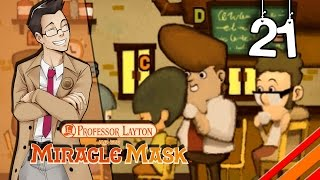 "Professor Layton and the Miracle Mask | ""Let's CASIINOOO!"" 