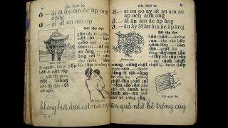 QUỐC-VĂN GIÁO-KHOA THƯ 1931 (Sách tập đọc và tập viết) LỚP ĐỒNG ẤU
