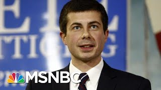 Mayor Pete Buttigieg Rises To First Place In New Iowa Polling | Morning Joe | MSNBC