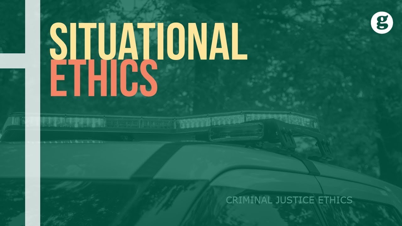 Image result for SITUATIONAL ETHICS