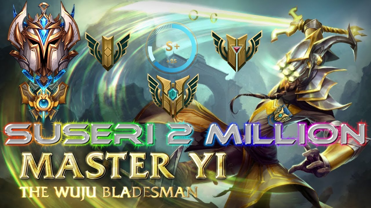 Master Yi Build Guide : [S9] The Best Master Yi Guide :: League of