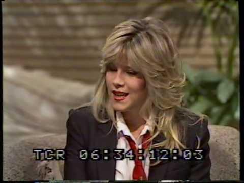 Samantha Fox on TV-am - 1984