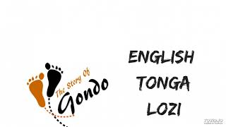 Story of Gondo - Season 2 Episode 23 (English Tonga Lozi)