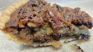 Loveless Steeplechase Pie (bourbon Pecan Pie)