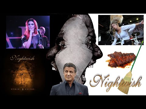FINUCCI, ÜL! | Nightwish - Human. :||: Nature. (2020)
