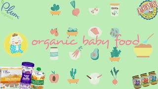 Best Baby Food Brands! | Organic Baby Food
