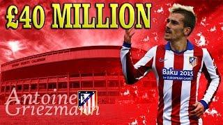 FIFA 16 Liverpool Career Mode - HUGE  £40 MILLION TRANSFER - GRIEZMANN OR ERIKSEN?! #69