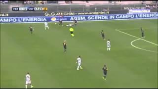 Video Gol Pertandingan Hellas Verona vs Udinese