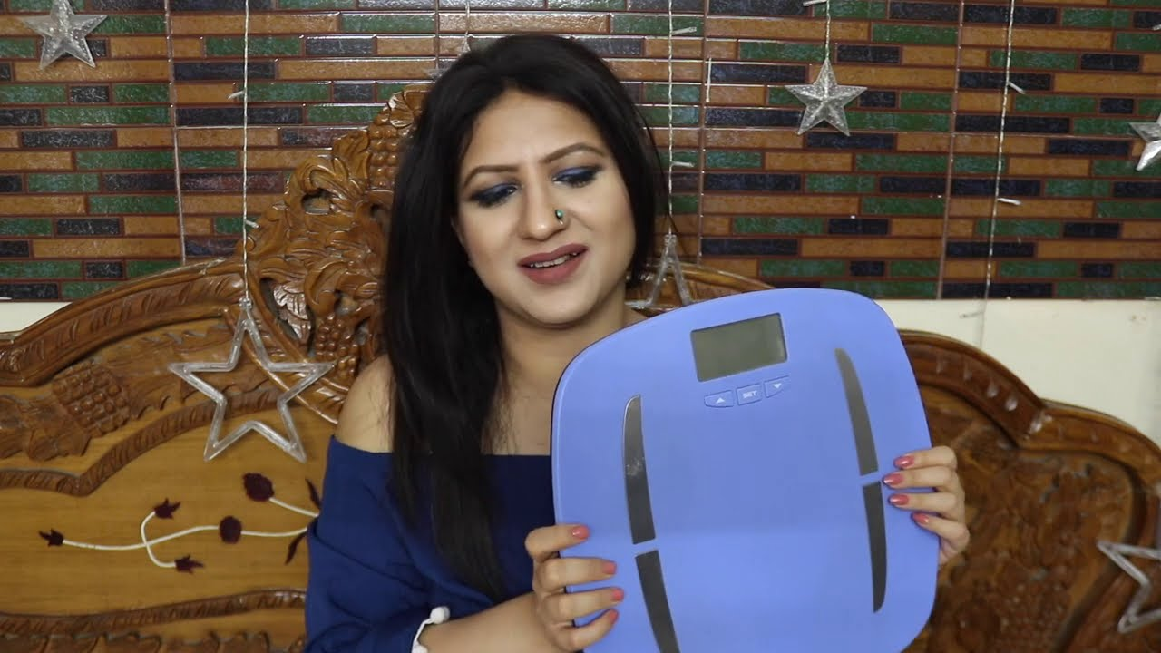 My weighing machine | Chit Chat with Vartika | How to measure weight loss