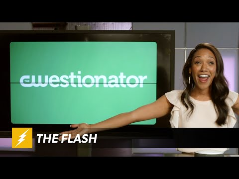 The Flash  CWestionator: Candice Patton  The CW
