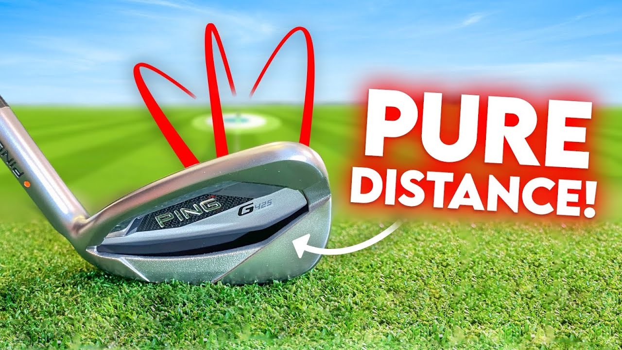World's LONGEST and MOST FORGIVING Golf Clubs? vs FSX Skills Challenge