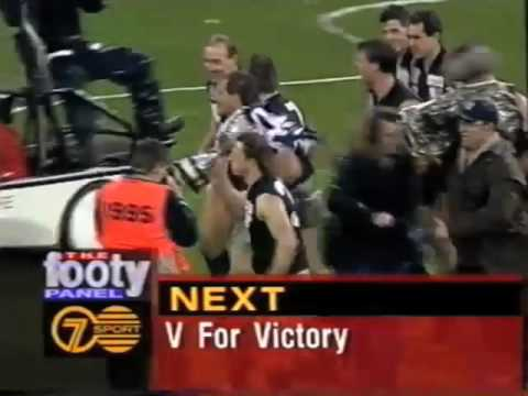 Rex Hunt's wrap of AFL State of Origin 1995