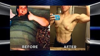 Man's 300-Pound Weight Loss Transformation!