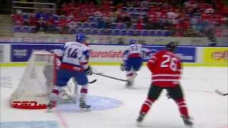 Canada v Slovakia (5-3) - 2014 IIHF World Junior Championship