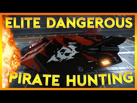 Elite Dangerous Horizons Lets Play | HUNTING PIRATES | Part 6 (Elite Dangerous 2016 PC Gameplay)