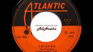 """Gambar cover Aretha Franklin - Day Dreaming / I've Been Loving You Too Long - 7"""" Peru - 1972"""
