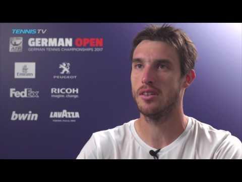 German Open 2017 - Interview: Leonardo Mayer