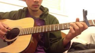 Paano Na Kaya By Bugoy Drilon Fingerstyle Guitar