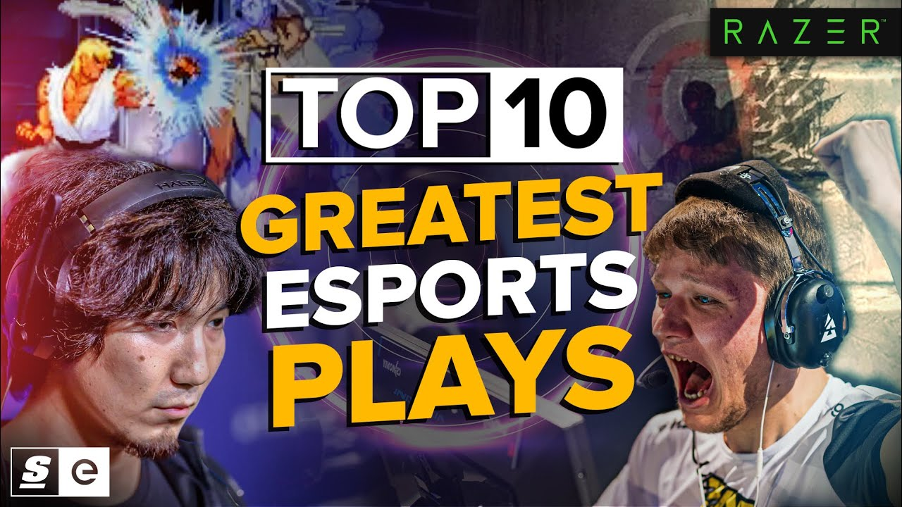 The Top 10 Greatest Plays in Esports History