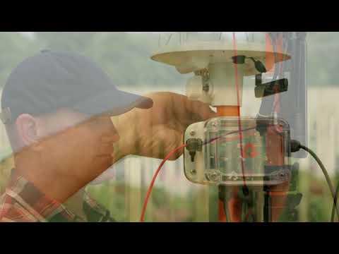 Arable Solar & Bridge Installationsvideo - Deutsch