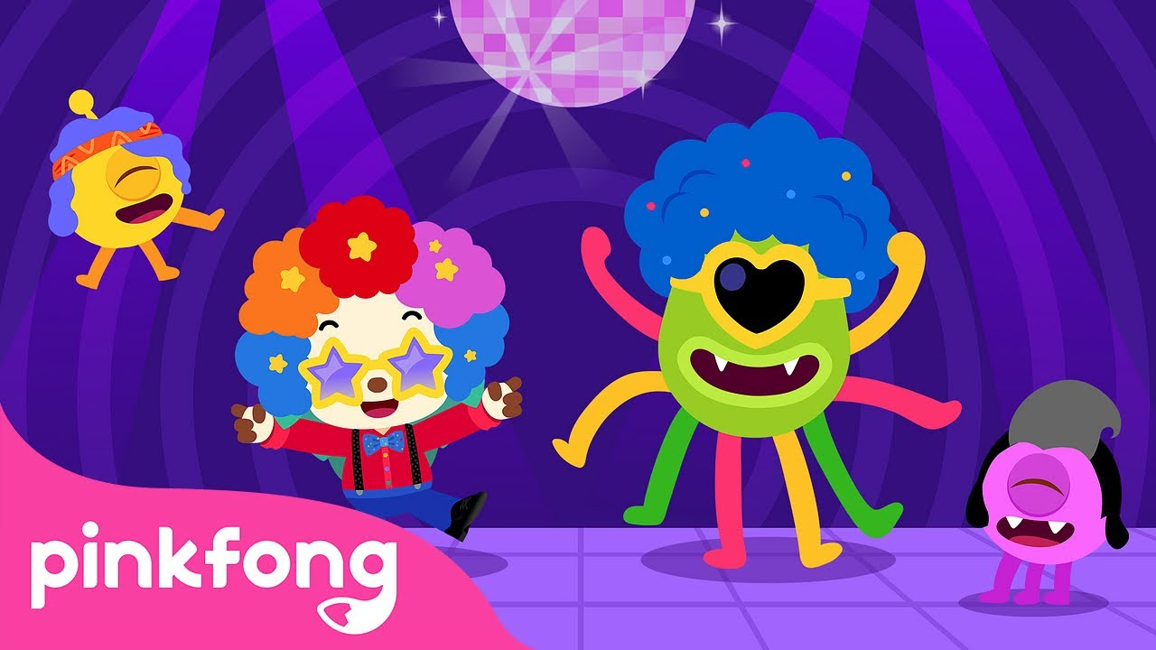 Alien Space Party | Space Song | Science for Kids | Pinkfong Songs for Children