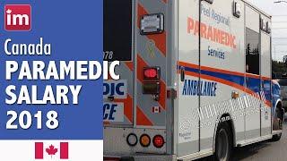 Paramedic Salary in Canada | Jobs in Canada (2017)