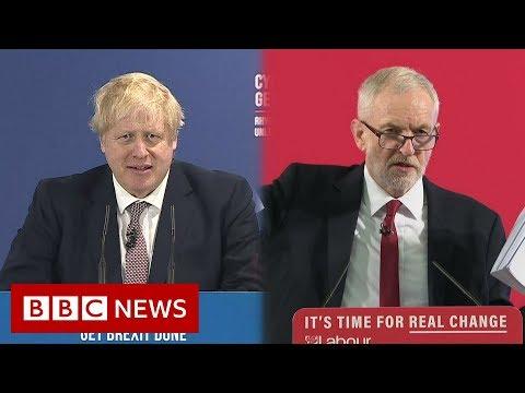 UK Election 2019: Spending plans criticised - BBC News
