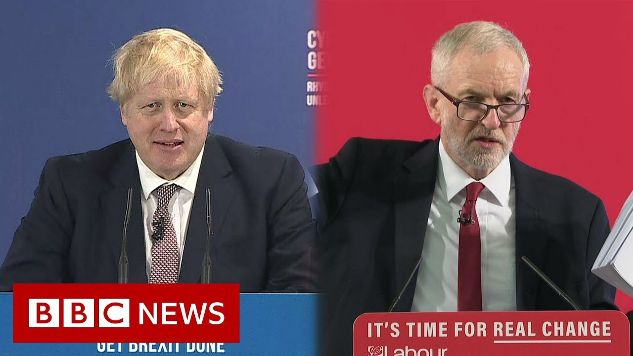 UK Election 2019: Spending plans criticised - BBC News - BBC News
