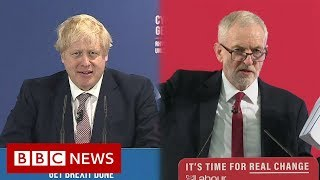 UK Election 2019: Spending plans criticised - BBC News