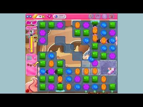 Candy Crush Saga Level 2715  no boosters