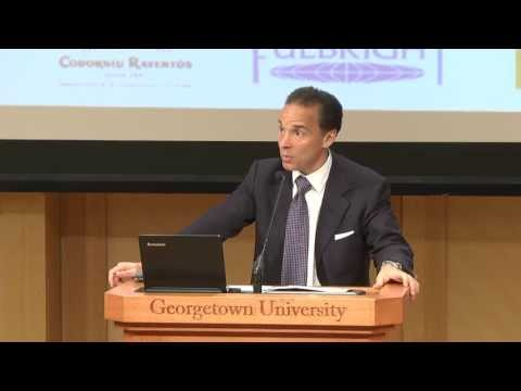 Georgetown Global Business Initiative Launch