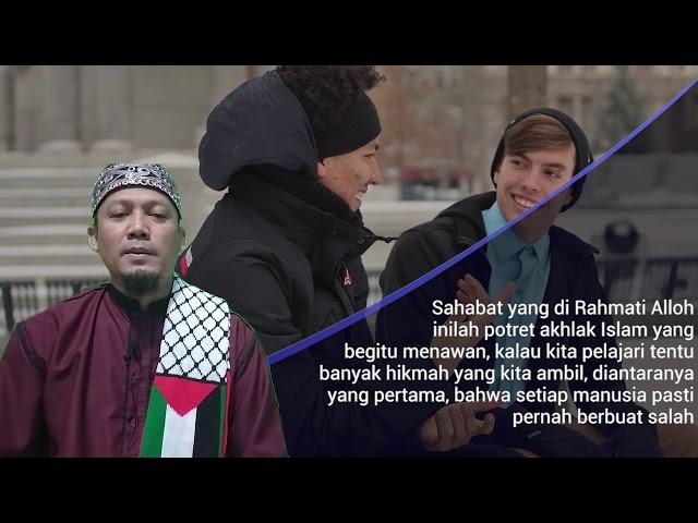 Kisah Kemuliaan Ahlak Islam