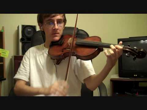 Ouran High School Host Club Opening Theme on Violin