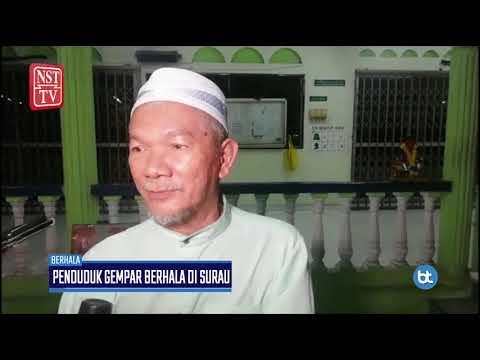 Berhala Ditemui DiSurau, Penduduk Gempar