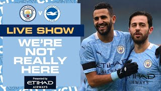 MAN CITY VS BRIGHTON | PREMIER LEAGUE | WNRH
