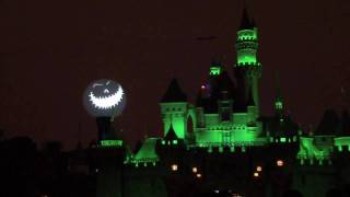 Disney Halloween Screams Fireworks HD Best Video and Sound