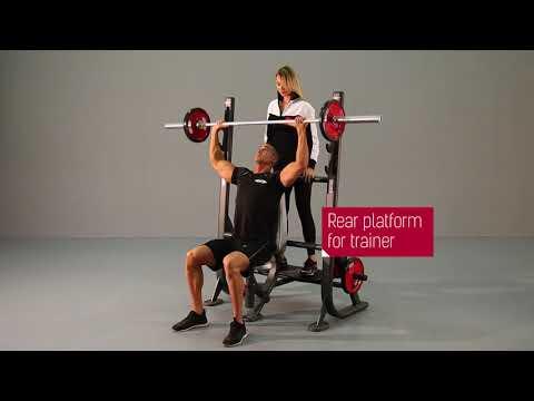 1FE207 - Olympic Shoulder Bench