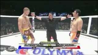Maior virada já vista no MMA - Sakuraba vs Galesic thumbnail