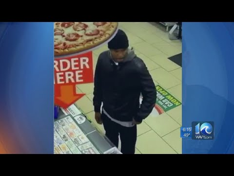 Delivery Driver Attacked At 7-Eleven