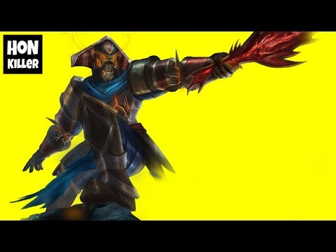 HoN War Beast Gameplay - Kanom``Pang - Immortal