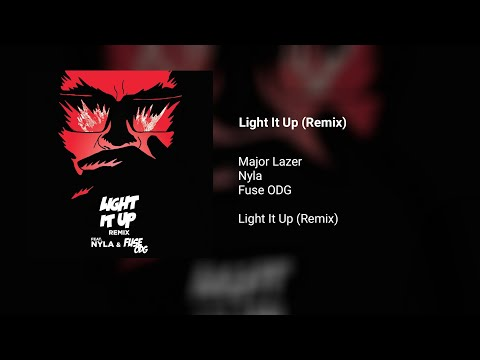 Major Lazer - Light It Up (feat Nyla & Fuse ODG) [Official Instrumental] {with download link}