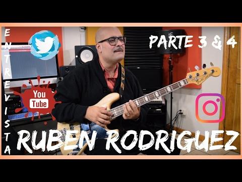 Ruben Rodriguez Bajista. Part 3 & 4