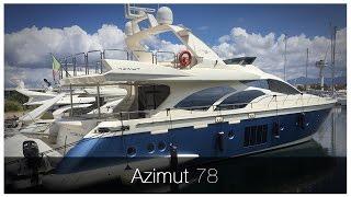 Azimut 78 | Yacht usato in vendita del cantiere Azimut Yachts - Luxury yacht